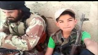 Syrian child learned Life is Meaningless
