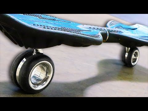 I TOOK APPLE'S $700 WHEELS AND MADE A RIPSTIK