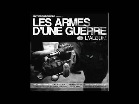 """AL & Mysa """" Sous la pression des murs""""/ / Matiere Premiere """"Les armes d une guerre"""""""
