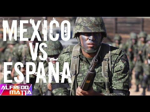 Ejercito Mexicano MEJOR QUE Ejercito Español según GLOBALFIREPOWER