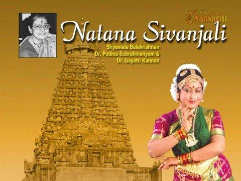 Bharatanatyam Songs By Dr.padmasubrahmanyam Natana Sivanjali video
