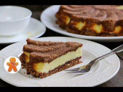 Очень простой творожный пирог (торфяной пирог Toorbakook)