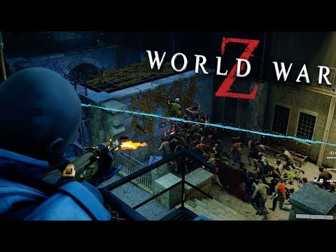 EXACTLY LIKE THE FILM!.. CRAZY! | WORLD WAR Z (XBOX ONE) PLAYTHROUGH! | #1 |