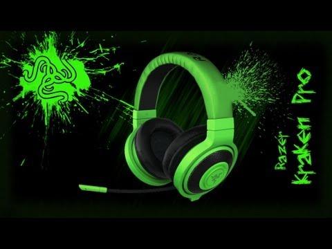 Razer Kraken Pro Review