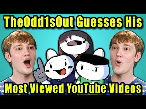 TheOdd1sOut Reacts To TheOdd1sOut Top 10 Most Viewed  s