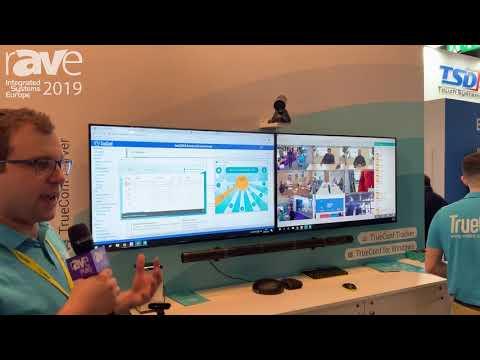 ISE 2019: TrueConf Shows TrueConf Speaker Automatic Speaker Tracking Software