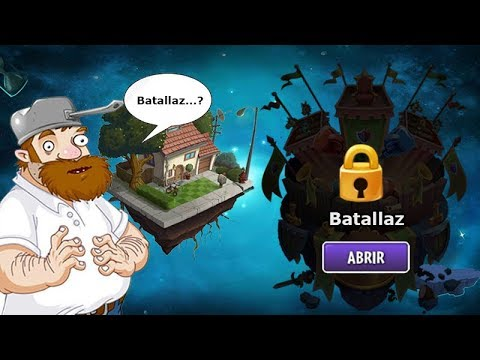 Plants Vs Zombies 2 Nuevo Modo Multijugador Batallaz