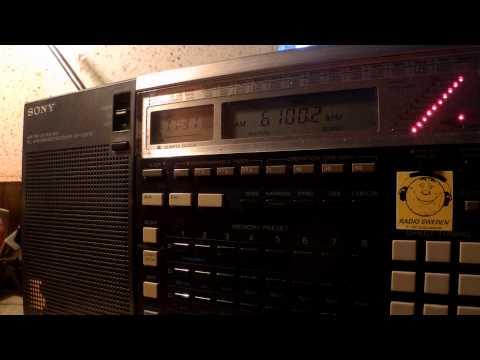 13-05-2015 Inter Radio Serbia Italian vs KCBS Pyongyang Korean 1730 on 6100 Bijeljina vs Kanggye