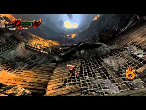 God of War III - Minotauros Suicidas - Parte 10