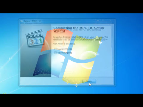 برنامج Media Player Classic HC