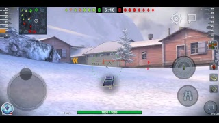 "Стрим игры ""World of Tanks Blitz""."