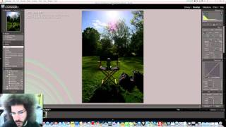 Super Secret Project - Backlighting Tutorial Part 2 RAW EDITING