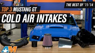 The 3 Best Mustang Cold Air Intake For 2011-2014 Mustang GT