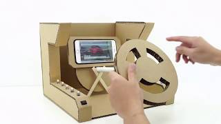 Karton39 dan Akll Telefon in nanlmaz Oyun Direksiy