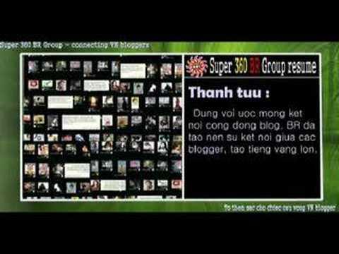 Super BR 360 group presentation video