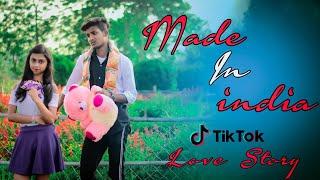 MADE IN INDIA | Guru Randhawa | Tiktok : Romantic Love Story | Jeet | Besharam Boyz |