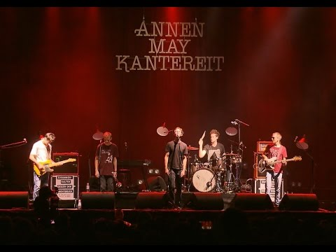 Annenmaykantereit - James - Live
