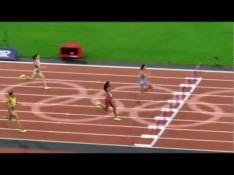 Olympics 2012 - Women's 400m Hurdle Finals