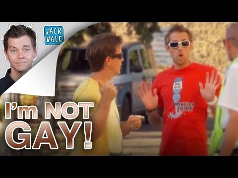 I'm NOT Gay Prank