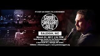 Gabriel Swaggart Rally-Raleigh, NC