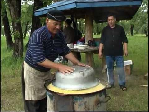 Таджикский Плов. Кулинарное Шоу Изюминка.