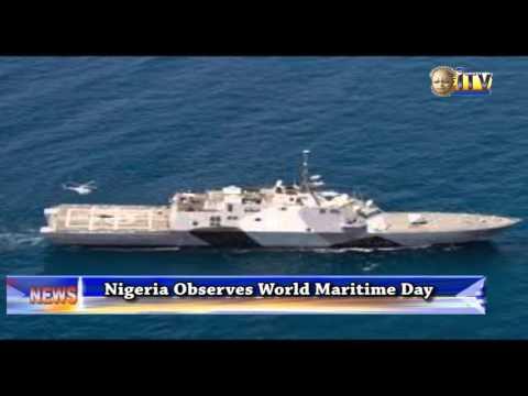 Nigeria Observes World Maritime Day