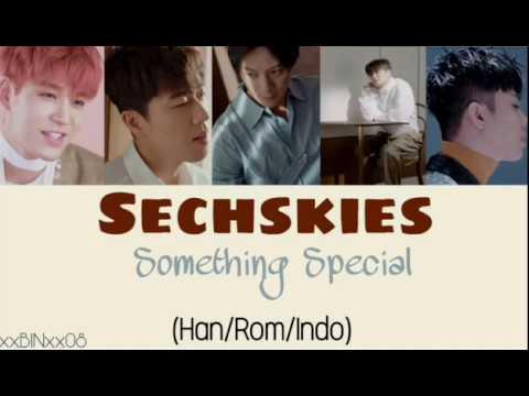 Sechskies - Something Special (특별해) Lyrics Indo Sub (Han/Rom/Indo)