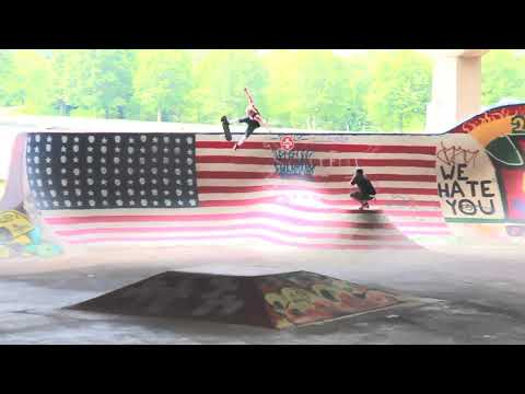 mikey leven bunker wall 5.0 to fakie fdr skatepark raw files