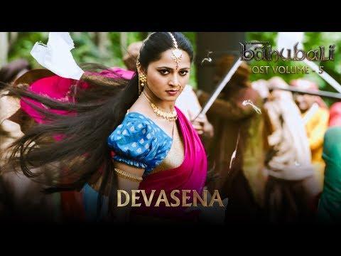 Baahubali OST - Volume 05 - Devasena   MM Keeravaani