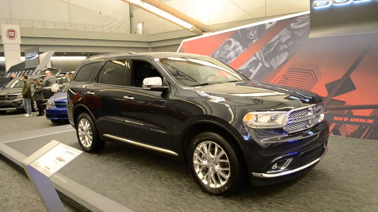2015 Genesis Vs 2015 Durango Citadel Autos Post
