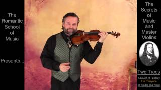 "How to Hold a Violin / How to ""Really"" Hold the Violin"