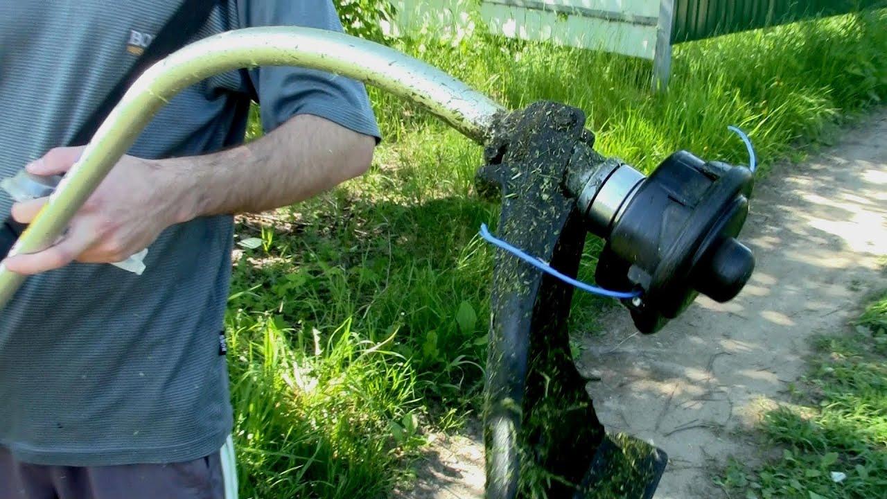 Ремонт бензинового триммера echo своими руками