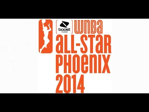 2014 WNBA All-Star (FULL)