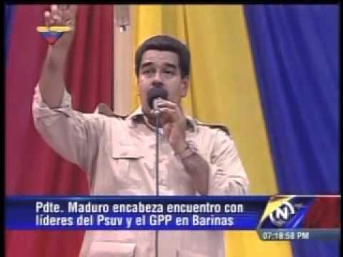 Maduro expulsa a miembro del Polo Patriótico en Barinas