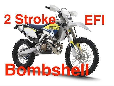 Husqvarna and KTM Drop Another 2 Stroke EFI Bombshell!  - Episode 236