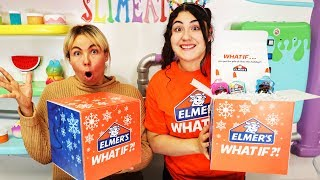 MAKING DIY FLUFFY HOLIDAY SLIME! Slimeatory #616