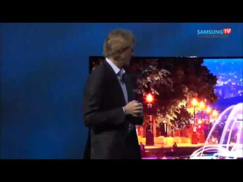 CES 2014: Michael Bay walks out of CES after fluffing Samsung TV presentation