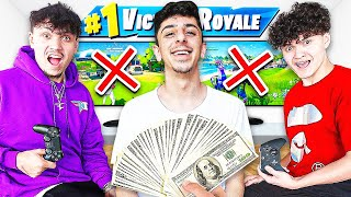 Last to Play Fortnite Wins $10,000 - Challenge
