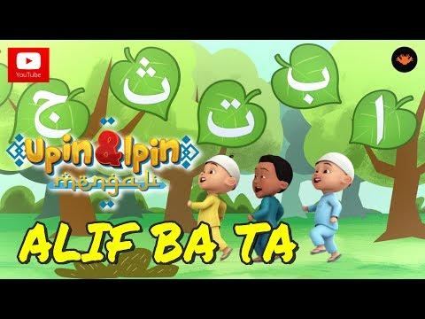 Upin & Ipin Mengaji - Alif Ba Ta