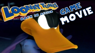 Looney Tunes: Back in Action All Cutscenes | Full Game Movie (PS2, Gamecube)