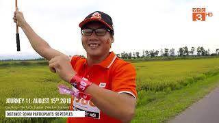 VTC3 đưa tin Hành Trình Kết Nối nhận Kỷ lục Thế giới