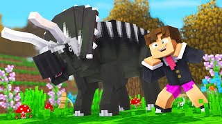 Minecraft: TRICERATOPS DINOSSAURO ! - ARK CRAFT Ep.12 ‹ LOKI ›