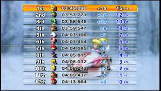 mario kart wii banana cup 50cc part 5 peach gameplay