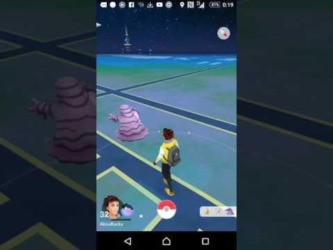 【ポケモンGO攻略動画】ポケモンGO 常滑  ベトベター  – 長さ: 0:34。