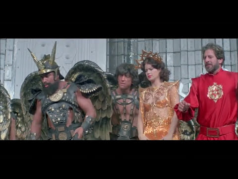 Flash Gordon HD fight scene! Out on Blu-ray 23rd August 2010!