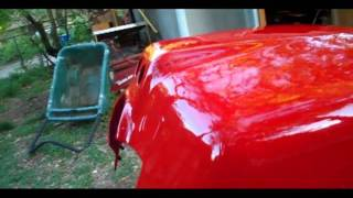 how to spray paint a car with professional results for. Black Bedroom Furniture Sets. Home Design Ideas