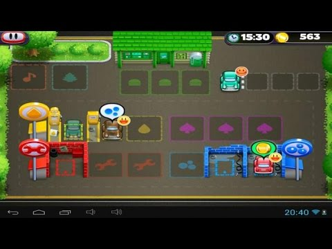 Tiny Auto Shop Car Wash Game