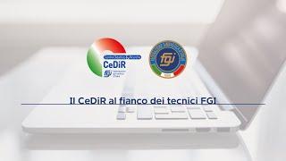 Video tutorial CeDiR (Centro Didattico e Ricerche FGI)