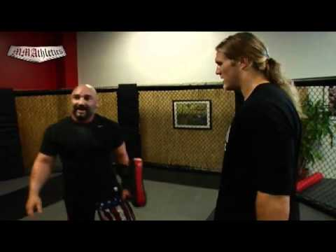 MMAthletics: Jay Glazer & Clay Matthews Perfect Punch