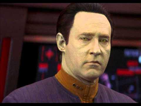 Star Trek Nemesis- Full Version of Blue Skies